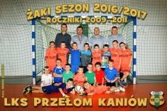 Nasze drużyny  2016 rok