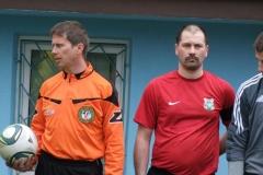 Pożegnalny mecz Jarosława Łanochy  2013 rok