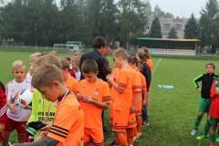 Turniej młodzików o Puchar Wójta